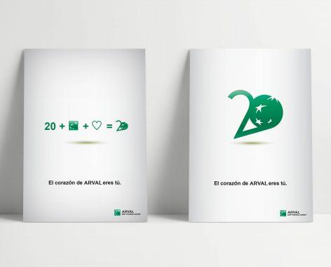 Logo 20años